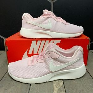Nike Tanjun SE Arctic Pink White Running Shoes